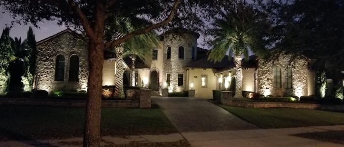 Exterior Lighting Ideas For Your Orlando Fl Home Orlando